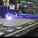BRANNON STEEL's NEW Cutting Edge Plasma-Bevel Machine